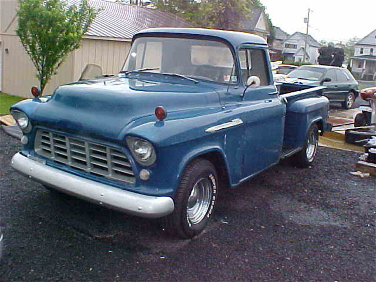 Large Picture of '55 Pickup - L5V5