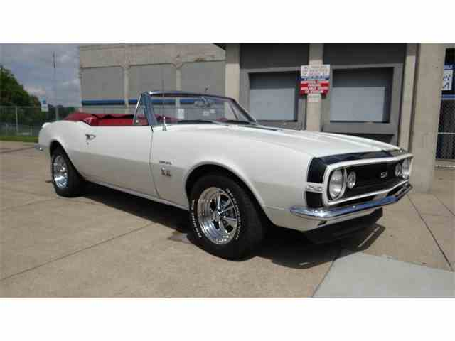 1967 Chevrolet Camaro SS Clone Convertible | 987380