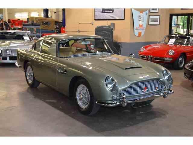 1965 Aston Martin DB5 Coupe | 987382
