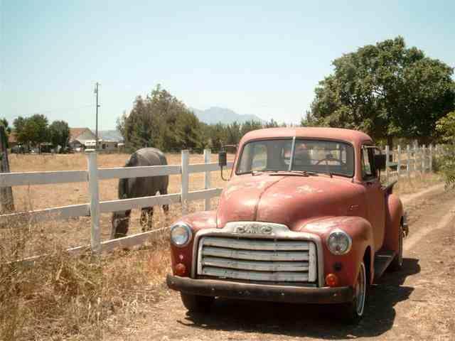 1952 GMC Pickup | 987383