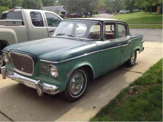 1960 Studebaker Lark | 987384