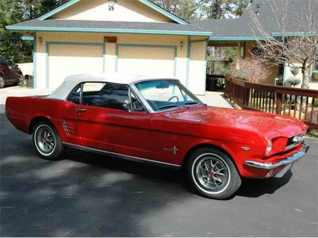 1966 Ford Mustang | 987385