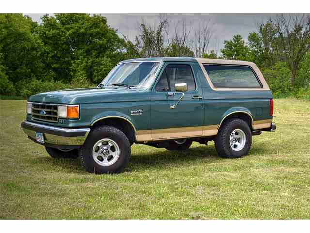 1998 Ford Bronco | 987388