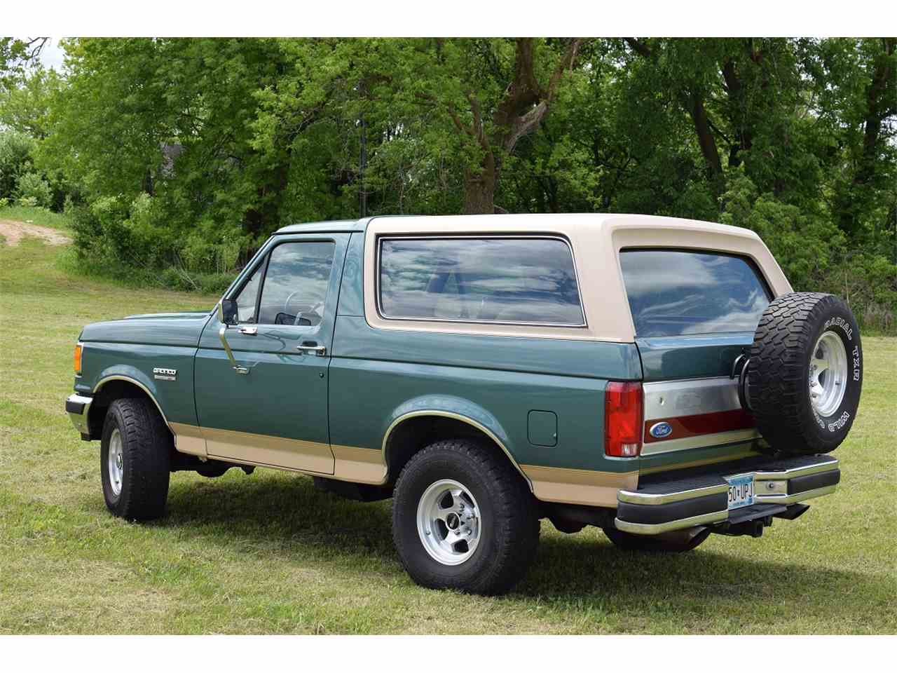 Large Picture of '98 Bronco - L5VG