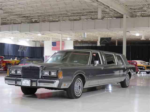 1989 Lincoln Limousine | 987392
