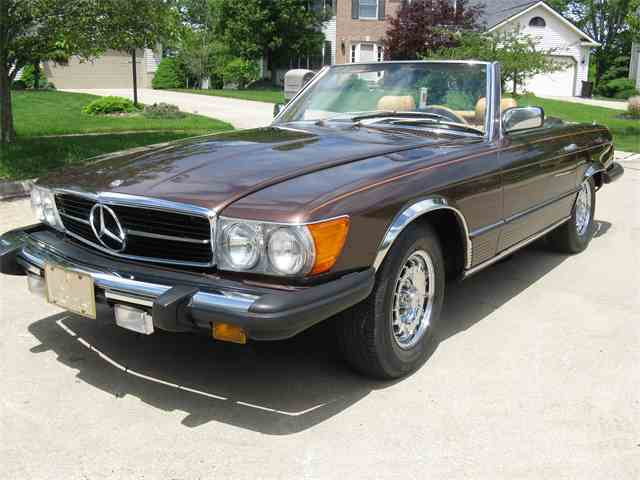 1980 Mercedes-Benz 450SL | 987395