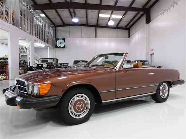 1977 Mercedes-Benz 450SL | 987396