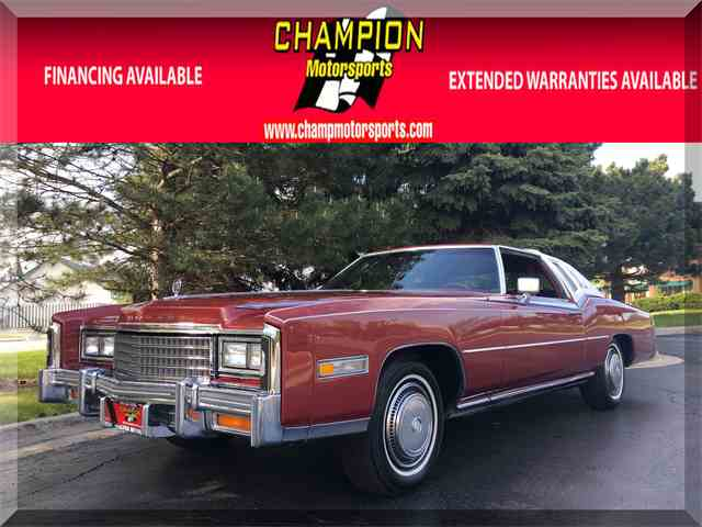 1978 Cadillac Eldorado Biarritz | 987401