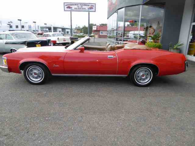 1973 Mercury Cougar XR7 | 987403
