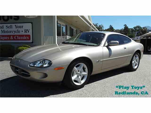 1997 Jaguar XK8 | 987404