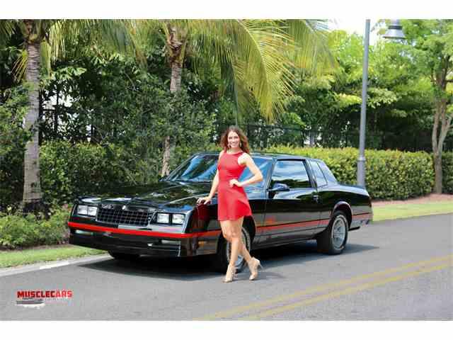 1987 Chevrolet Monte Carlo SS | 987406