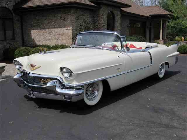 1956 Cadillac Eldorado Biarritz Convertible | 987407
