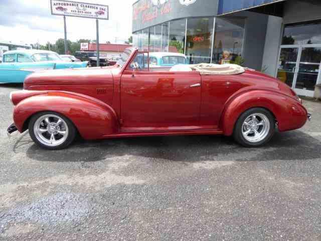 1940 Chevrolet Convertible | 987410