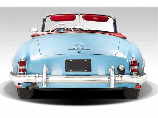 1960 Mercedes-Benz 190SL | 987427