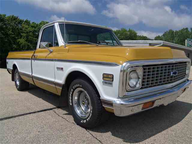 1972 Chevrolet C/K 10 | 987429