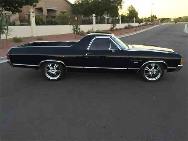 1972 to 1974 chevrolet el camino for sale on classiccars. Black Bedroom Furniture Sets. Home Design Ideas