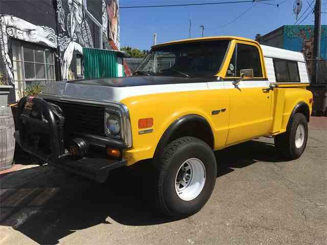 1971 Chevrolet K-10 | 987438