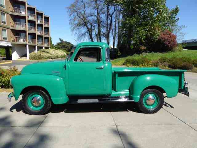 1950 Chevrolet 3100 | 980744