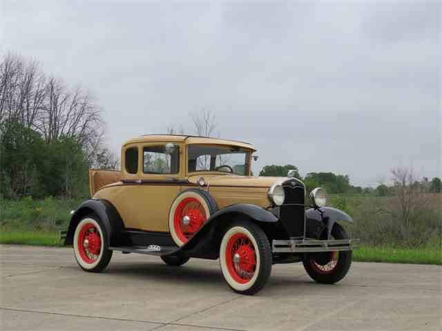 1931 Ford Model A | 987449