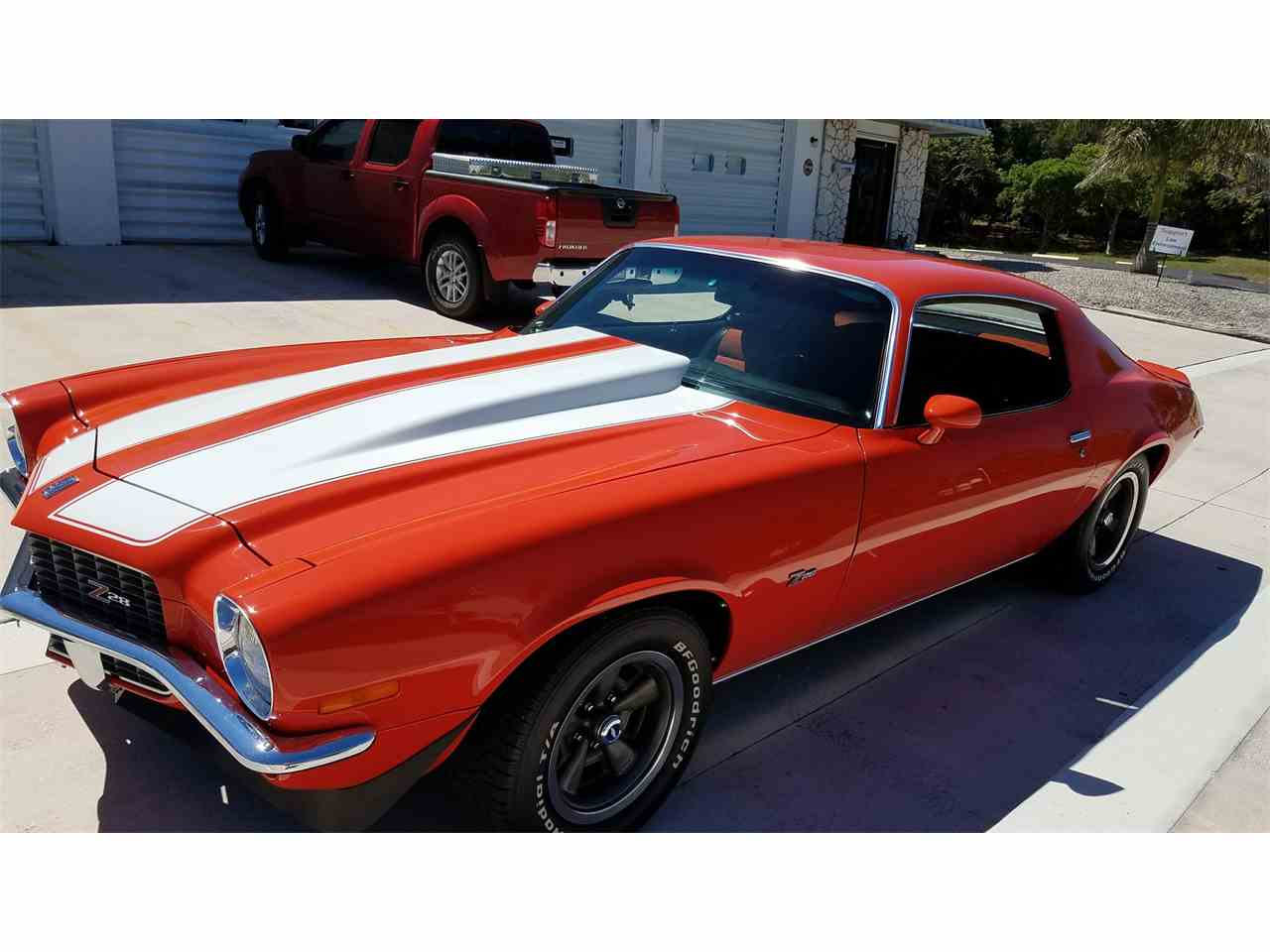 1970 chevrolet camaro z28 for sale cc 987458. Black Bedroom Furniture Sets. Home Design Ideas
