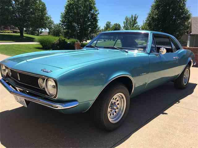1967 Chevrolet Camaro | 987460