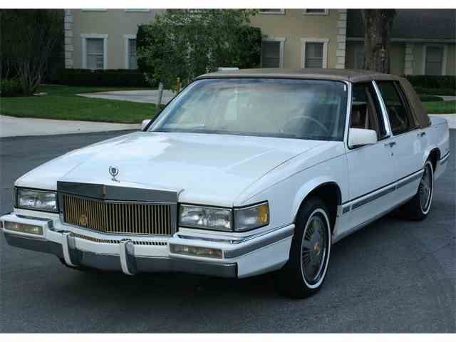 1991 Cadillac Sedan | 987466