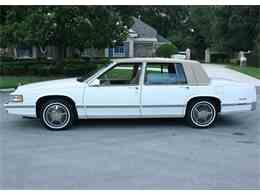 1991 Cadillac Sedan for Sale - CC-987466