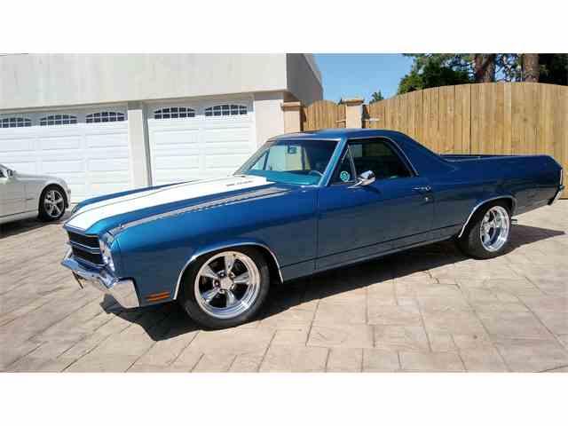 1970 Chevrolet El Camino | 980747