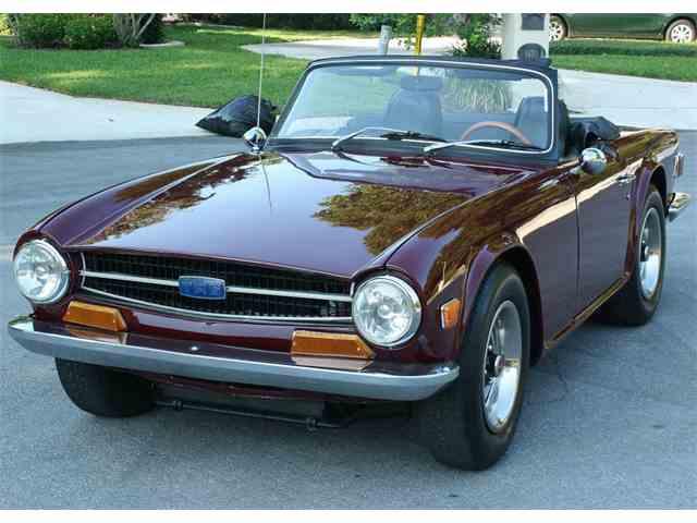 1971 Triumph TR6 | 987471
