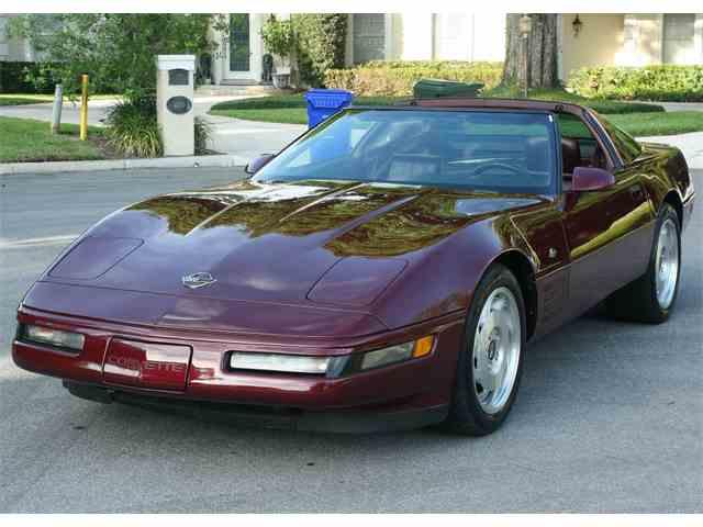 1993 Chevrolet Corvette | 987472