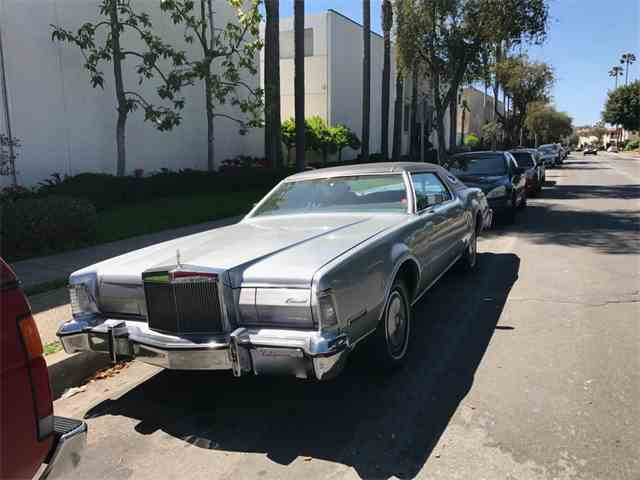 1974 Lincoln Continental Mark IV | 980748
