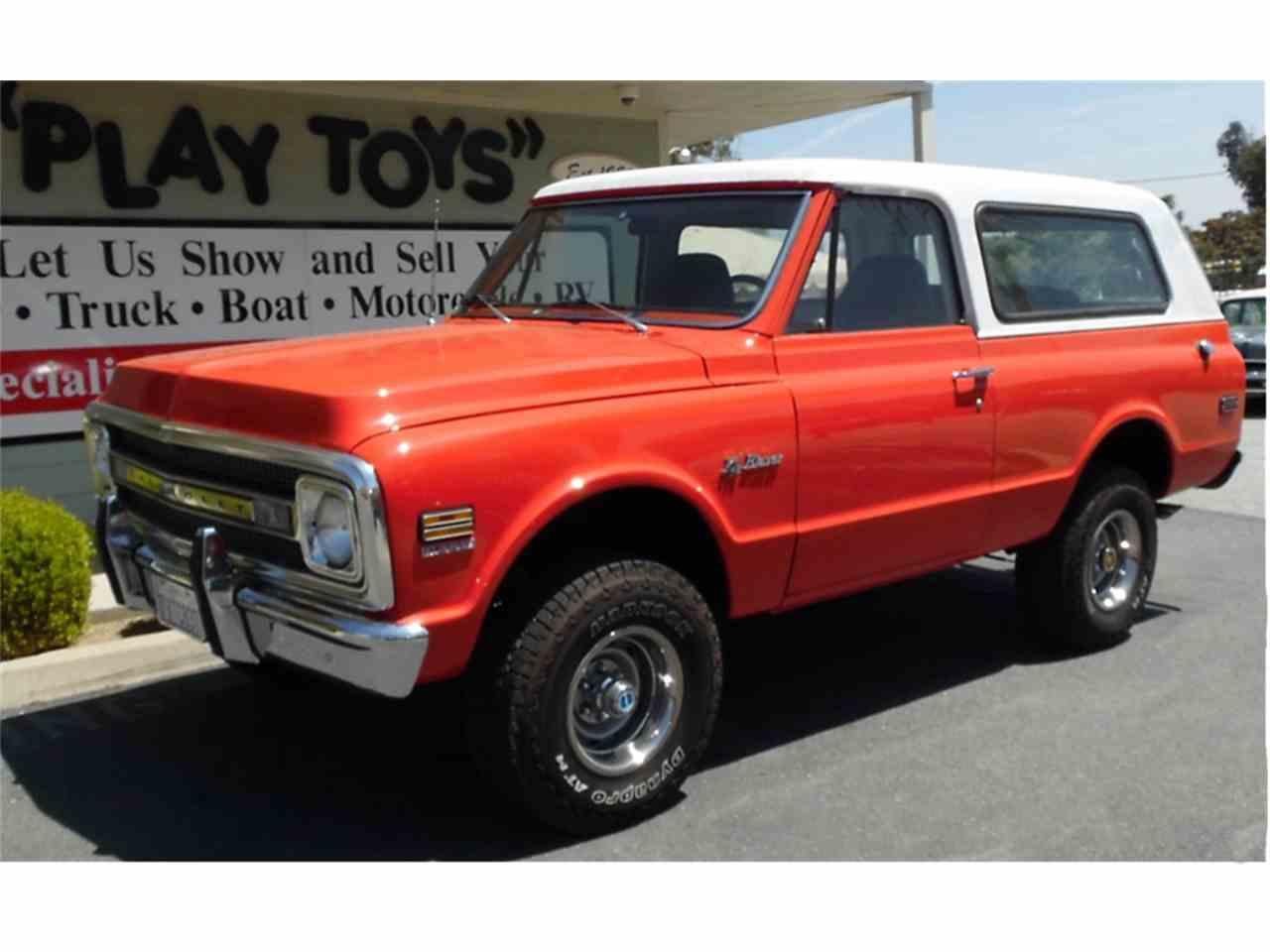 1972 Chevrolet Blazer For Sale Classiccars Com Cc 980749