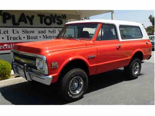 1972 Chevrolet Blazer | 980749
