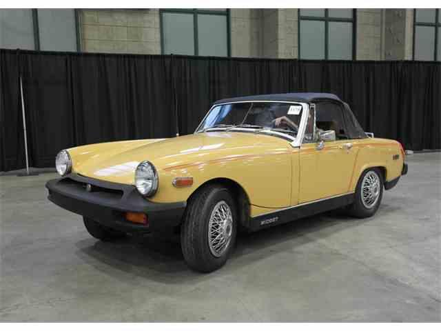 1976 MG Antique   987492