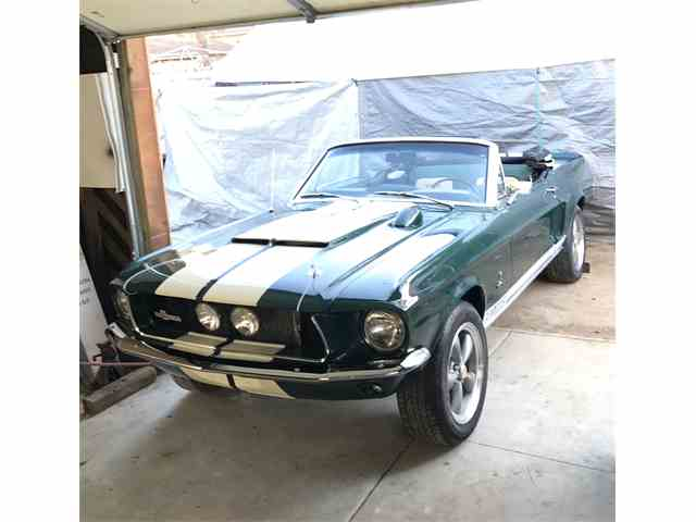 1967 Ford Mustang   987500