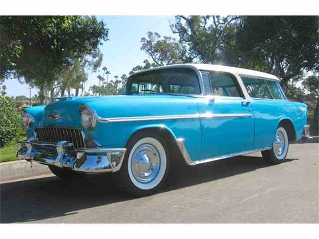 1955 Chevrolet Nomad | 987502