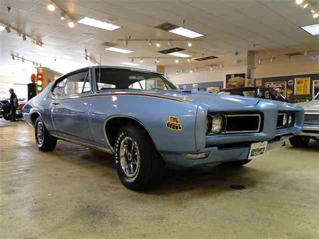 1968 Pontiac GTO | 987505
