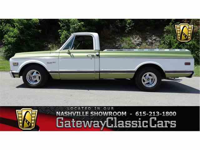 1971 Chevrolet C/K 10 | 987508