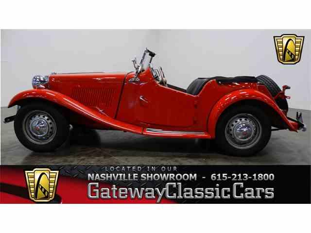 1951 MG TD | 987509
