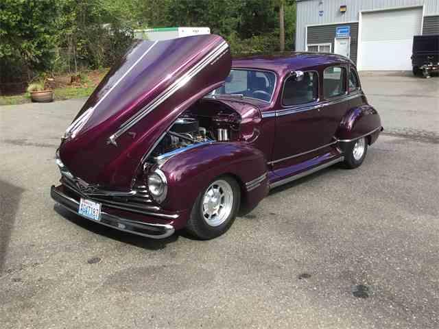 1947 Hudson 4 Dr Sedan Custom | 980751