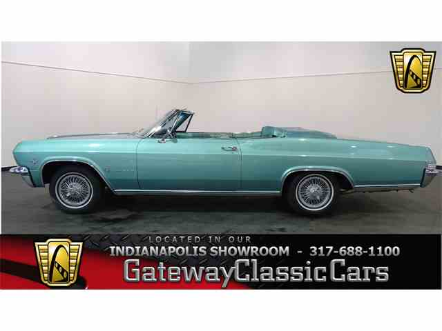 Picture of Classic '65 Impala - $36,595.00 Offered by Gateway Classic Cars - Indianapolis - L5YV