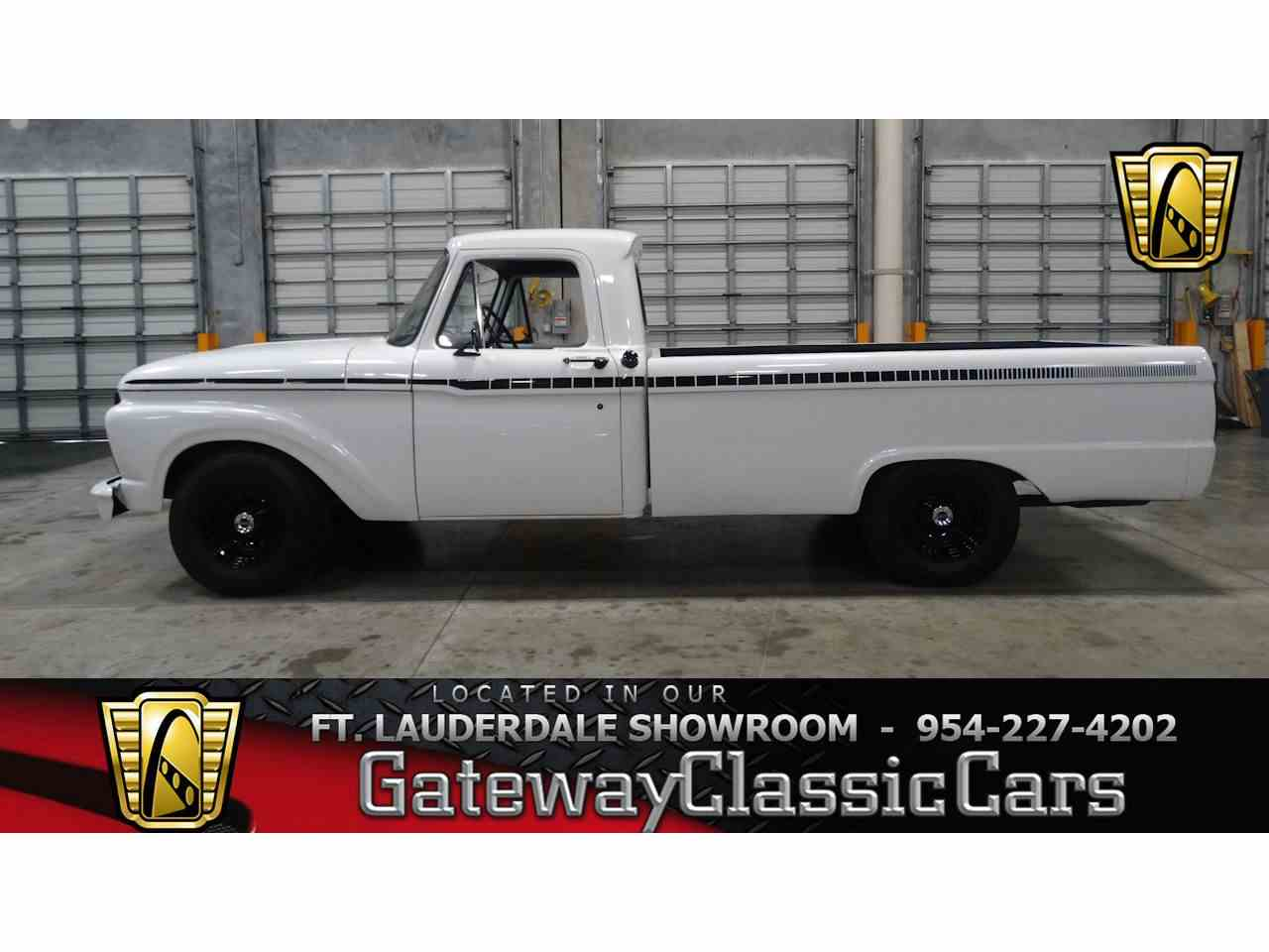 1965 ford f100 987514