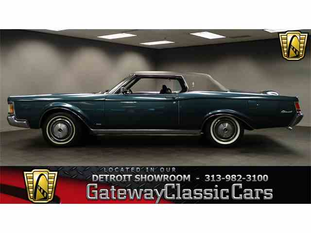 1970 Lincoln Continental | 987515