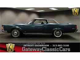 1970 Lincoln Continental for Sale - CC-987515