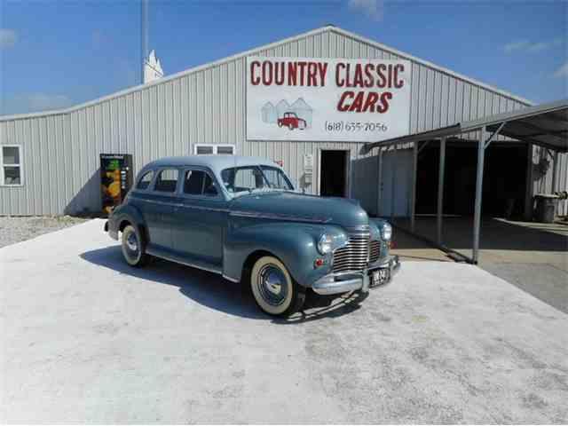 1941 Chevrolet Special Deluxe | 987523