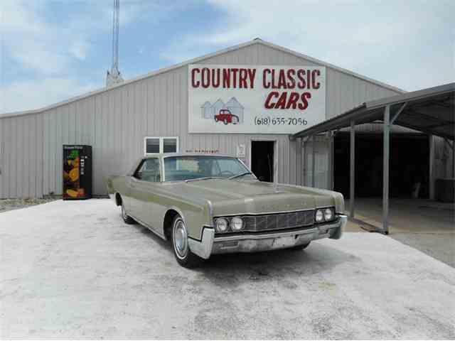 1967 Lincoln Continental | 987527