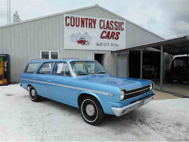 1969 RAMbler 440 Wagon | 987528