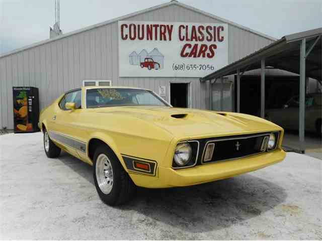 1973 Ford Mustang | 987530