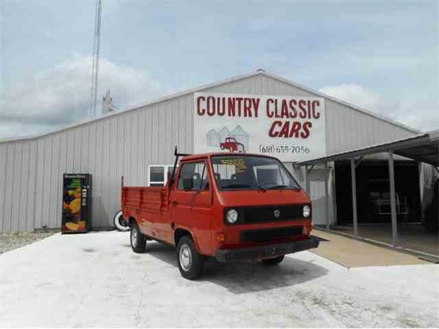 1988 Volkswagon Single Cab | 987541