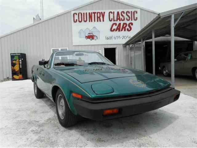 1980 Triumph TR7 | 987542